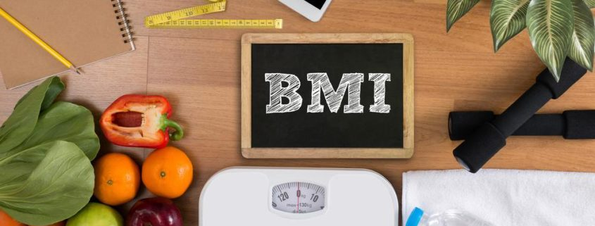 Body Mass Index Scale