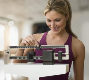 Target Weight Scale